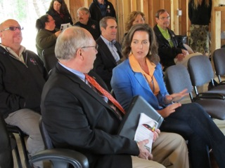 Oregon's First Lady Commends ORCCA's Innovation